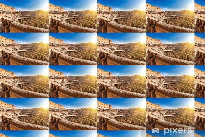 Vinylová tapeta na míru Kolosea v Římě - Témata