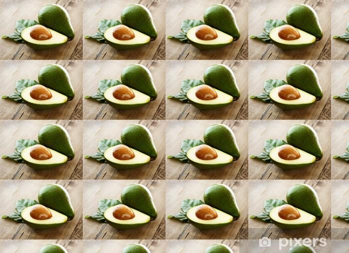 Avocado Wallpaper Vinyl Custom Made