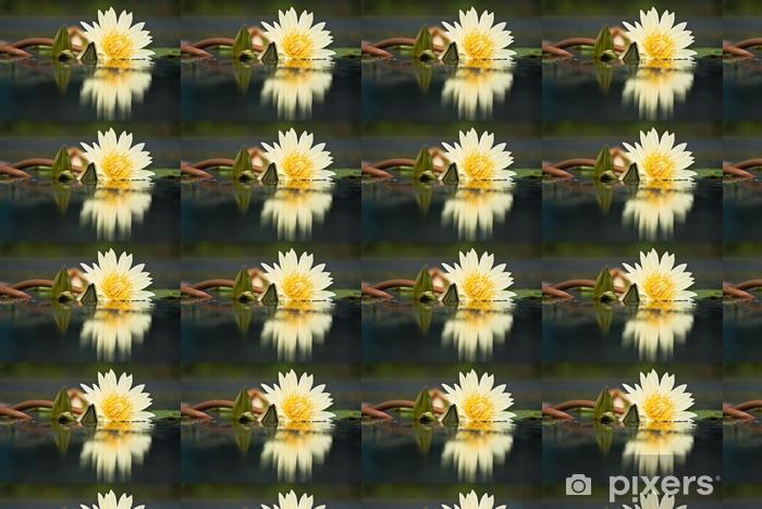 Tapeta na wymiar winylowa Lilia wodna - Kwiaty