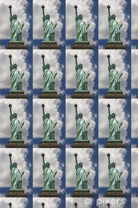 Tapeta na wymiar winylowa Statua Wolności - Miasta amerykańskie