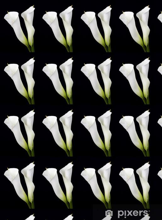Tapeta na wymiar winylowa Piękny biały Calla - Kwiaty
