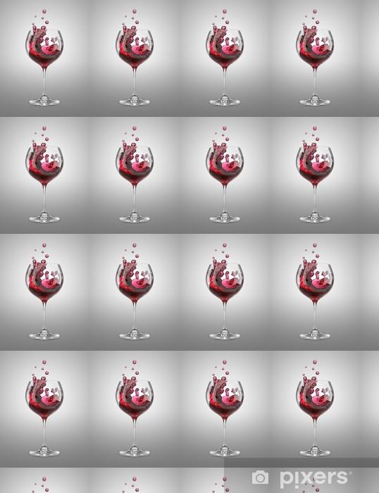 Tapeta na wymiar winylowa Czerwona lampka - Koncepcje biznesowe