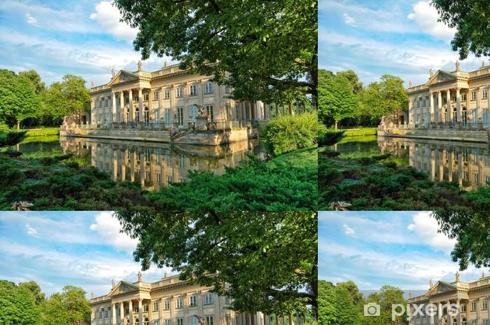 Tapete Palast In Lazienki Park Warschau Pixers Wir Leben Um