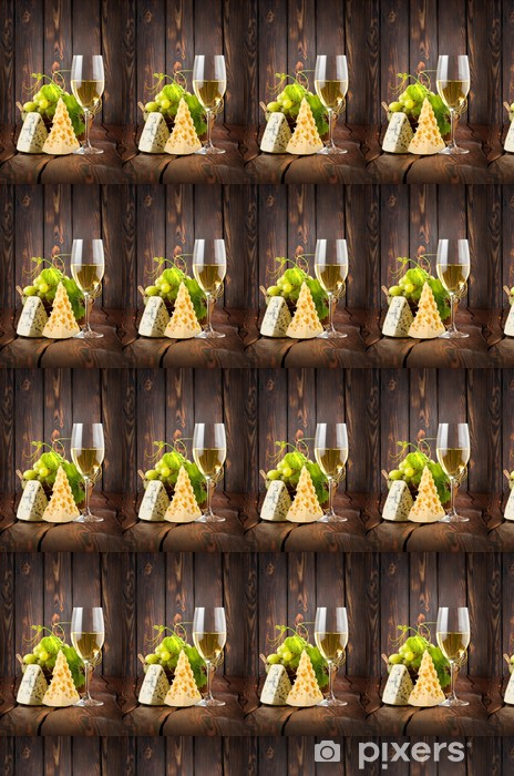 Tapeta na wymiar winylowa Lampka i serem - Posiłki