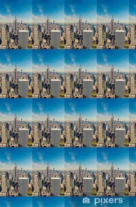 Papier peint vinyle sur mesure Manhattan - Thèmes