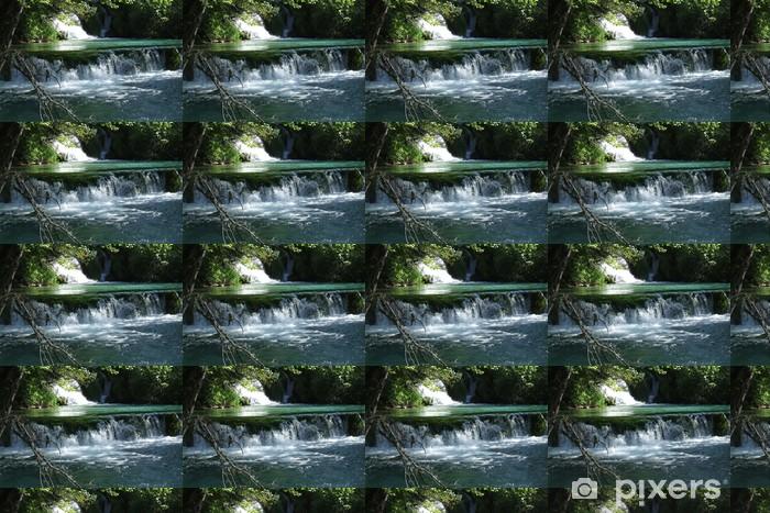 Tapeta na wymiar winylowa Jeziora Plitwickie (5) - Woda