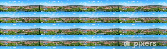 Tapeta na wymiar winylowa Panorama Würzburg - Europa