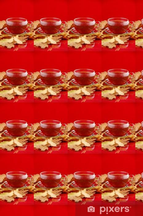 Tapeta na wymiar winylowa Trójnik - Gorące napoje
