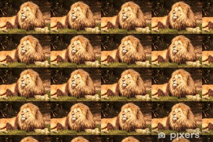 a6e0f870149a8 Papier peint à motifs Le roi lion • Pixers® - Nous vivons pour changer