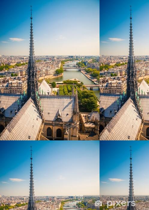 Tapete Paris Von Notre Dame Pixers Wir Leben Um Zu Verandern