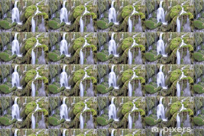 Tapeta na wymiar winylowa Toberia wodospad, Kraj Basków (Hiszpania) - Europa