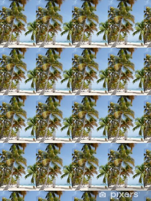 Tapeta na wymiar winylowa Coco beach Św - Ameryka