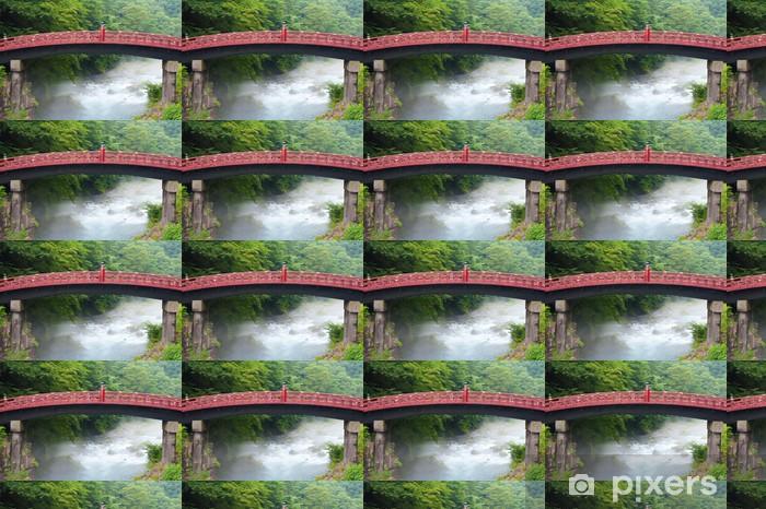 Vinyltapete nach Maß Heilige Brücke Shinkyo - Asien