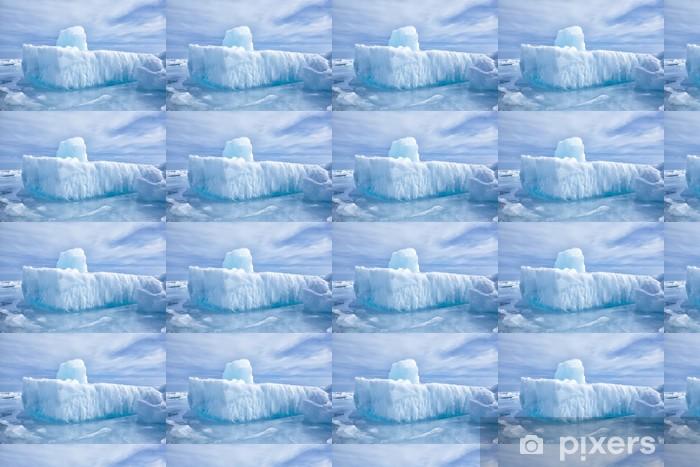 Papier peint vinyle sur mesure Baïkal en hiver - Saisons