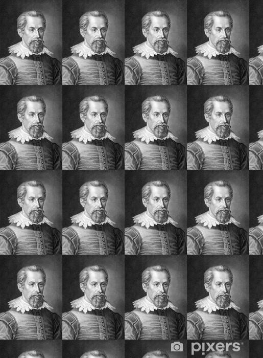 Papier peint vinyle sur mesure Johannes Kepler - Hommes
