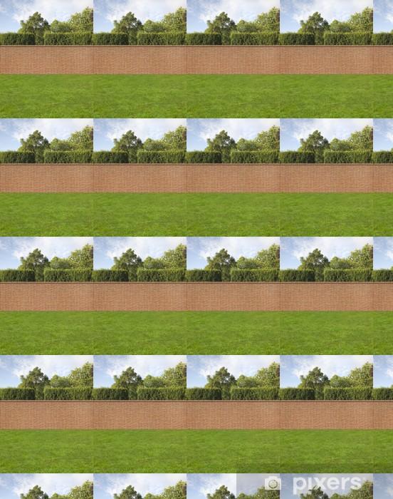 Papel pintado estándar a medida Muro del jardín - Campos