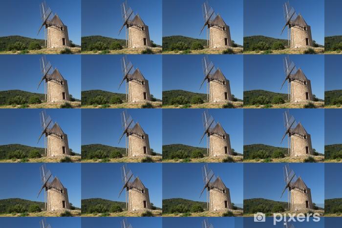 Tapeta na wymiar winylowa Starożytny kamień wiatrak (Poziomo) - Europa
