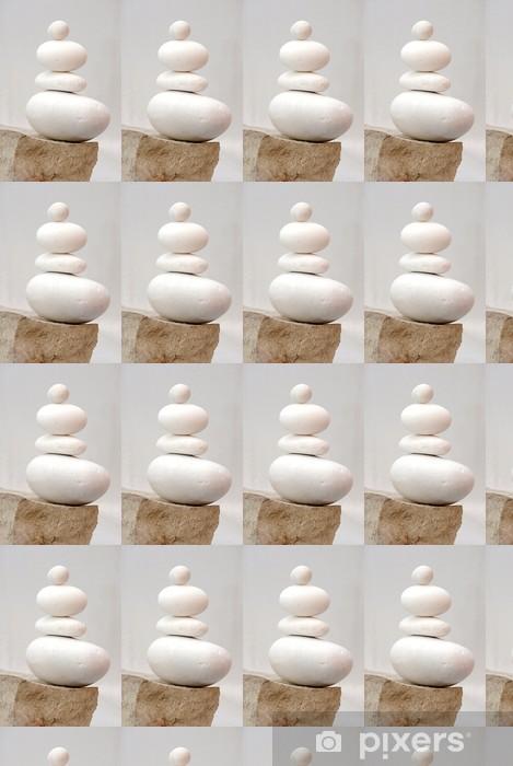 Zen Stones Wallpaper Vinyl Custom Made