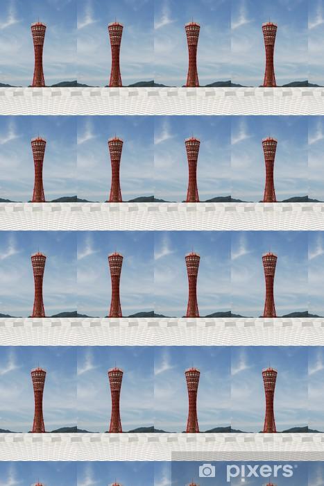 Papier peint vinyle sur mesure Kobe Tower - Asie