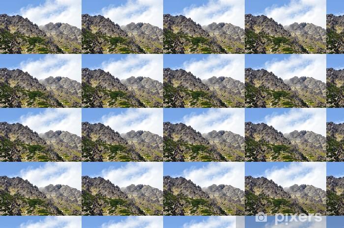 Tapeta na wymiar winylowa Góry, Tatry Wysokie, Słowacja - Tematy