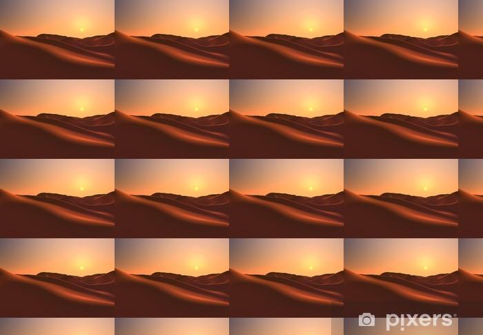Tapeta na wymiar winylowa Krajobraz Fantasy - Desert - Pustynia