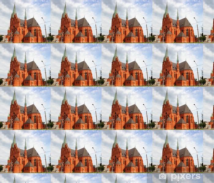 Tapeta na wymiar winylowa Kościół Świętej Katarzyny w Toruniu - Europa