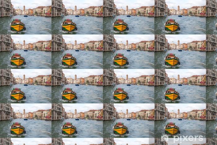 Papier peint vinyle sur mesure MONING début à Venise, Italie. - Villes européennes