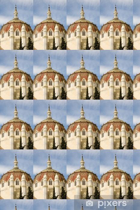Papier peint vinyle sur mesure Église de San Manuel et San Benito, Madrid - Villes européennes