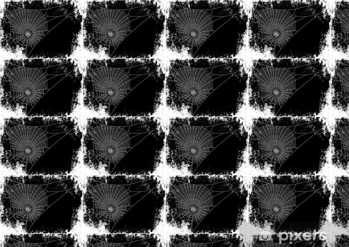 Papier peint vinyle sur mesure Contexte Spiderweb - Fêtes internationales