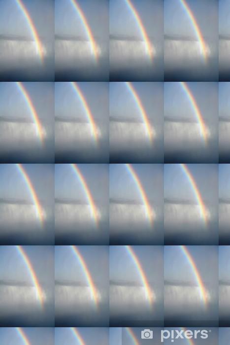 Tapeta na wymiar winylowa Foggy Rainbow - Ameryka