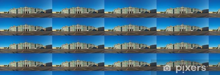 Tapeta na wymiar winylowa Pałac Zimowy w Sankt Petersburgu - Azja