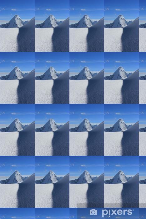 Papier peint vinyle sur mesure Artesonraju - Montagne