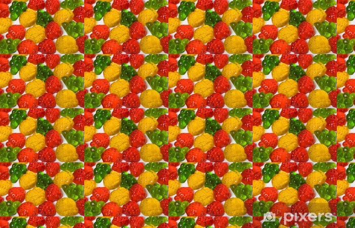 Papier peint vinyle sur mesure Fruits cuits - Thèmes