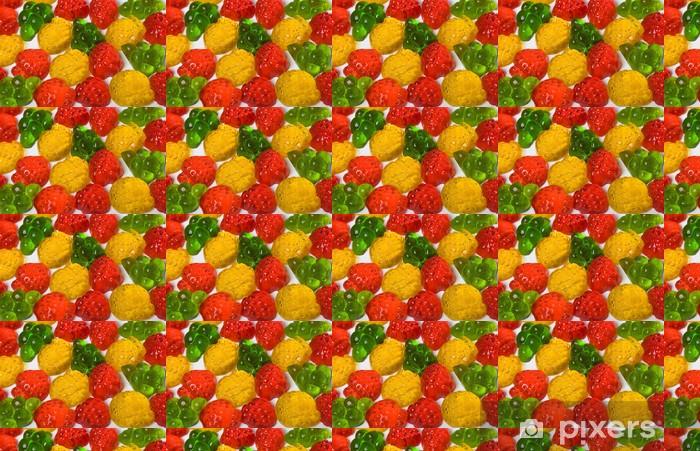 Vinyltapete nach Maß Fruit candy - Themen