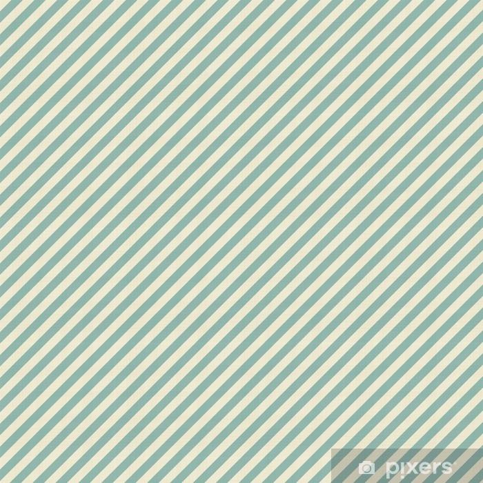 Tapeta na wymiar winylowa Retro bez szwu geometryczny wzór - Tła