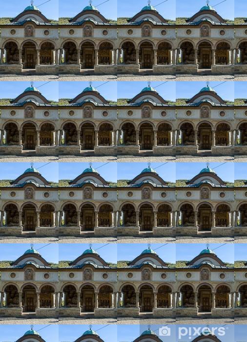 Vinyltapete nach Maß Monastère Cozia, Roumanie - Öffentliche Gebäude