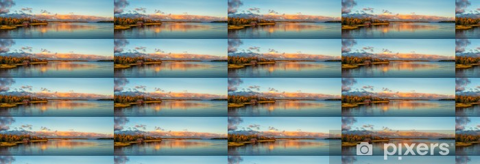 Tapeta na wymiar winylowa Autumn Sunset - Tematy