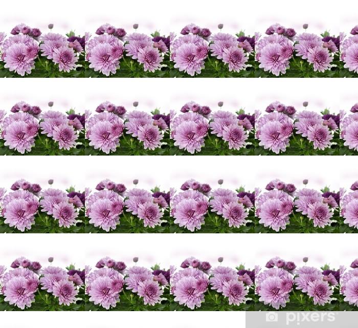 Papier peint vinyle sur mesure Maman Fleurs - Fleurs
