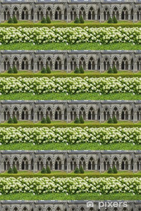 Vinylová tapeta na míru Klášter opatství v Soissons - Evropa