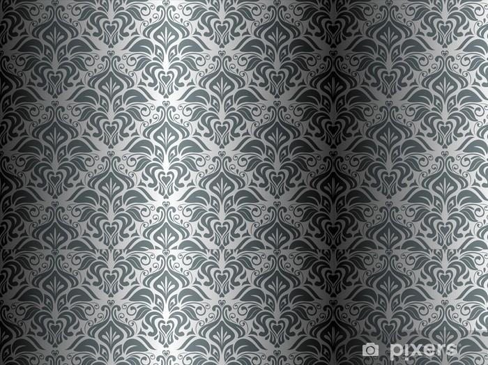 Tapete Silber Schwarz Tapete Hintergrund Pixers Wir Leben Um