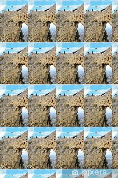 Vinyltapete nach Maß Rocca della Guaita, Burg in der Republik San Marino, Italien - Europa