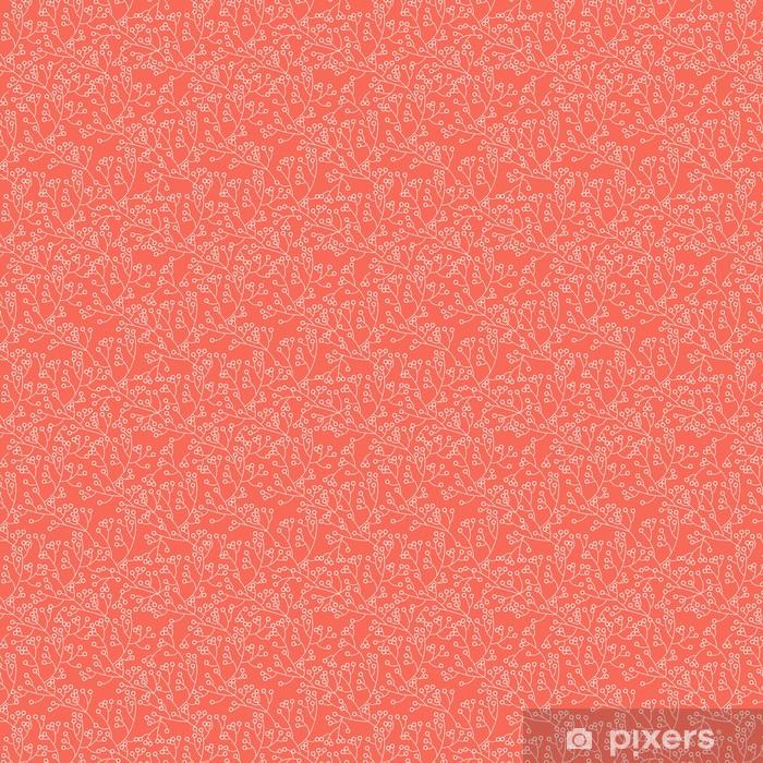 Tapeta na wymiar winylowa Kwiatowy tekstury - Tła