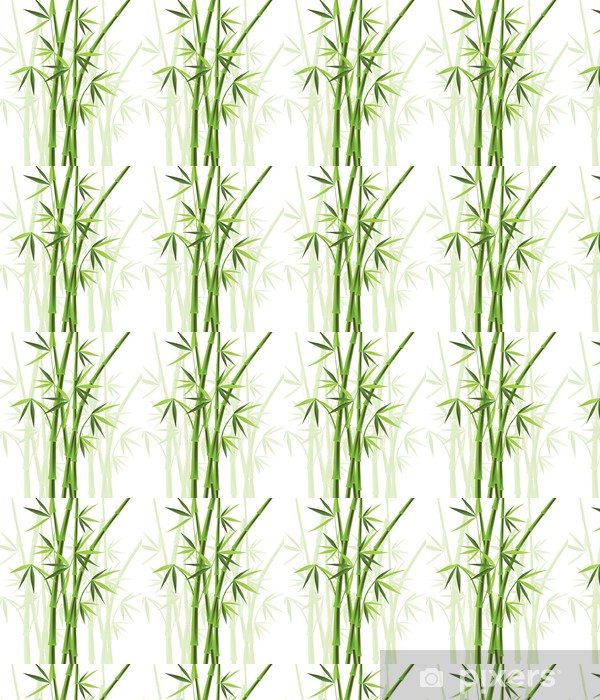 Tapeta na wymiar winylowa Bambus - Tematy