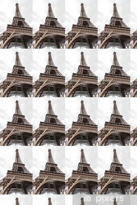 Vinylová tapeta na míru Eiffel Tour Paříž - Prázdniny