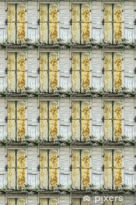 Tapeta na wymiar winylowa Drzwi - Budynki prywatne