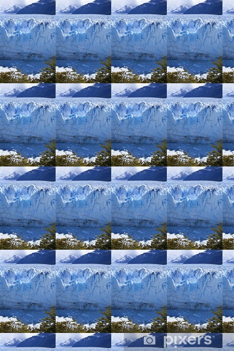 Papier peint vinyle sur mesure Glacier Perito Moreno, en Patagonie, Argentine - Amérique