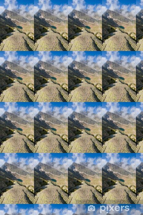 Tapeta na wymiar winylowa Góra szalony, naturalny park z Alp Nadmorskich - Europa