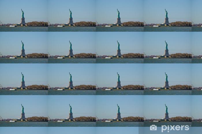 Tapeta na wymiar winylowa Statua Wolności w jesieni - Wolność