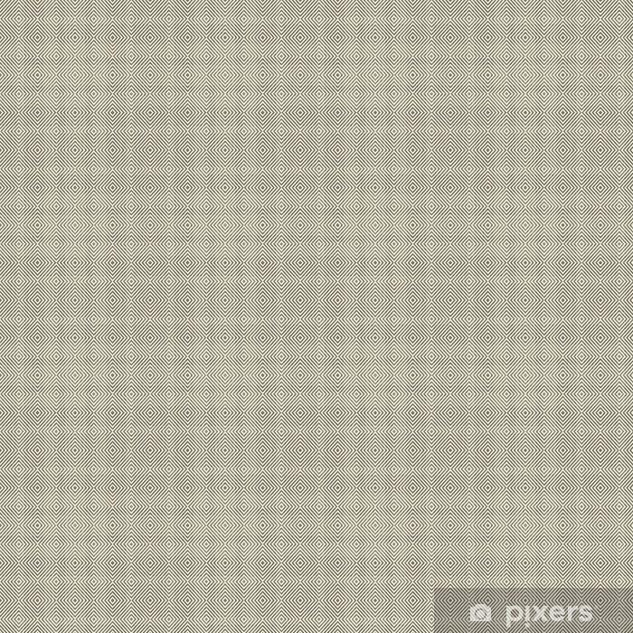 Spesialtilpasset vinyltapet Abstrakt geometrisk retro sømløs bakgrunn - Bakgrunner