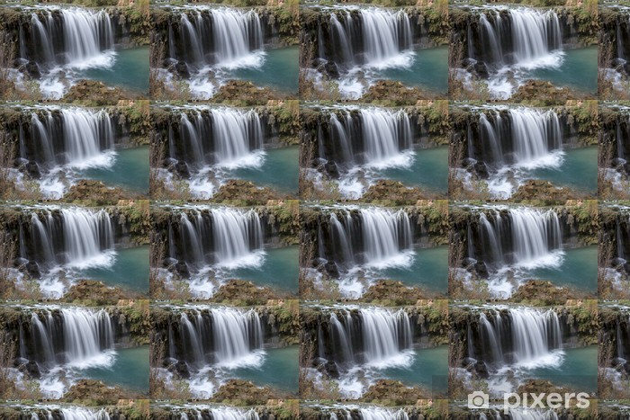 Navajo fall, Havasupai indian reservation Vinyl custom-made wallpaper - America